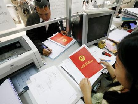 Điều kiện đăng ký quyền sử dụng đất hộ gia đình