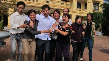 Khởi tố thẩm phán phúc thẩm vụ án Nguyễn Thanh Chấn